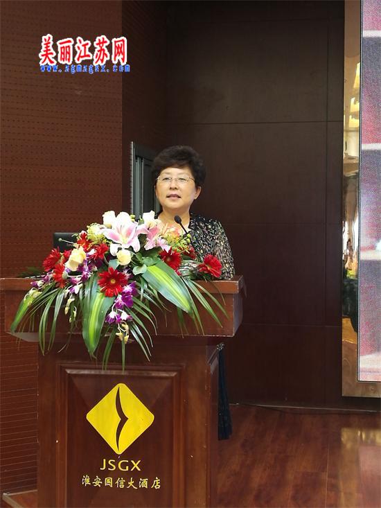 淮安地标产品及特色农产品与互联网企业对接发布会召开