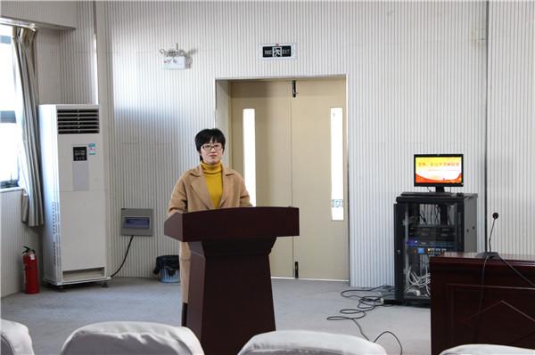东风浩荡开胜景山阳巾帼展芳华