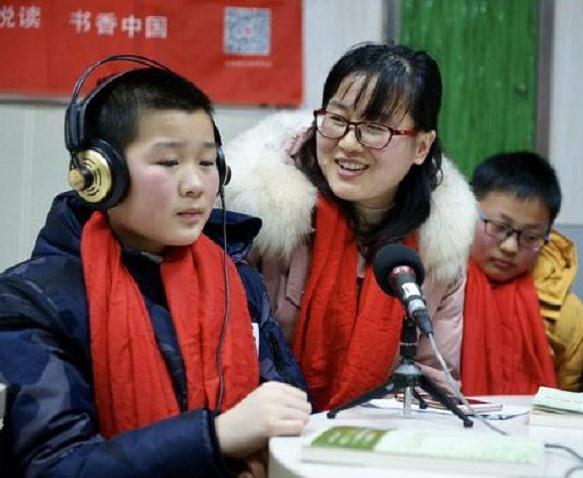 声动淮安阅读会《彩叔讲古诗・走进直播室》系列活动之四:声动与你一起活出精彩