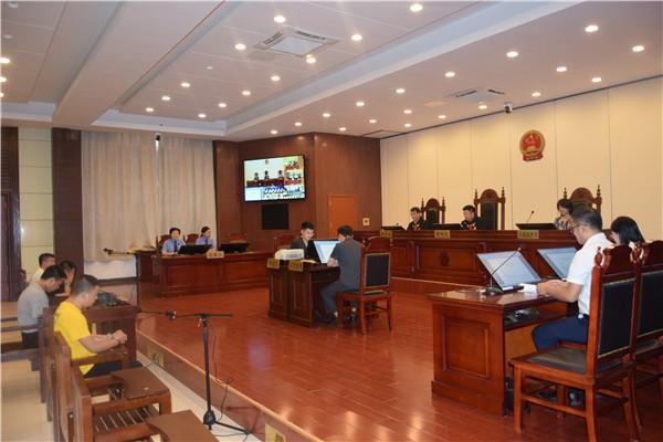 """洪泽法院对一起""""套路贷""""引发的犯罪案件依法作出判决"""